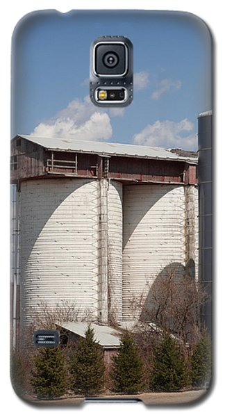 Silo House With A View - Color Galaxy S5 Case
