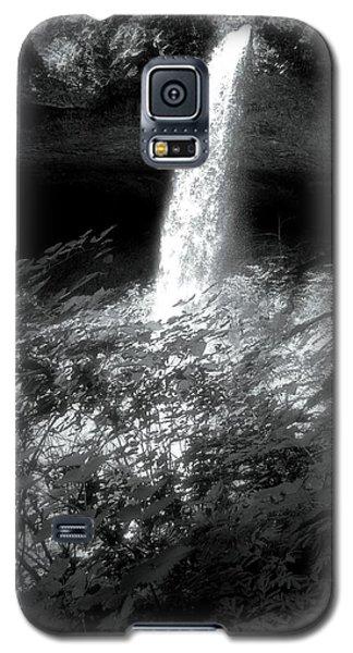 Silver Falls Silver Galaxy S5 Case