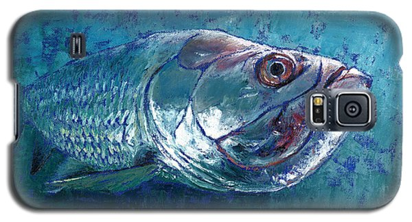Silver King Tarpon Galaxy S5 Case