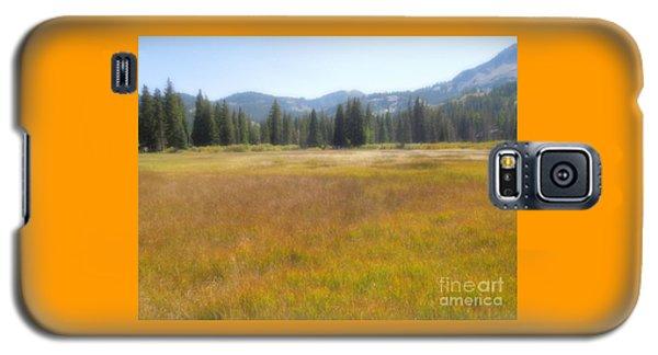 Silver Lake Area Big Cottonwood Canyon Utah Galaxy S5 Case
