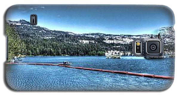 Silver Lake Galaxy S5 Case