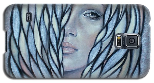 Silver Nymph 021109 Galaxy S5 Case