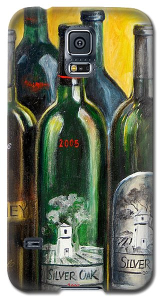 Silver Oak Galaxy S5 Case by Sheri  Chakamian