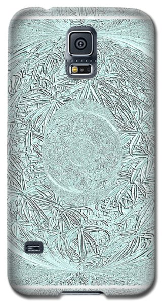 Galaxy S5 Case featuring the photograph Silver Ring by Oksana Semenchenko