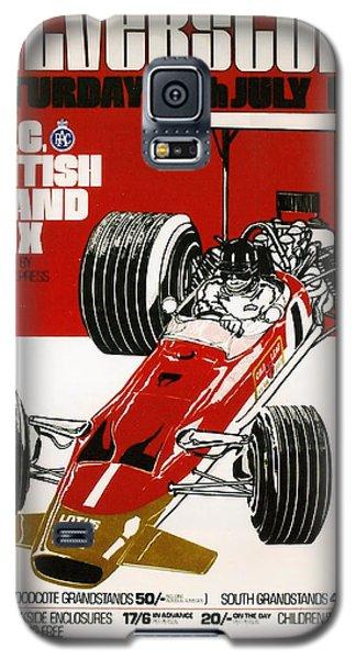Silverstone Grand Prix 1969 Galaxy S5 Case