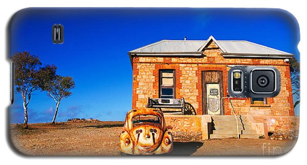 Silverton Art Gallery Galaxy S5 Case by Bill  Robinson