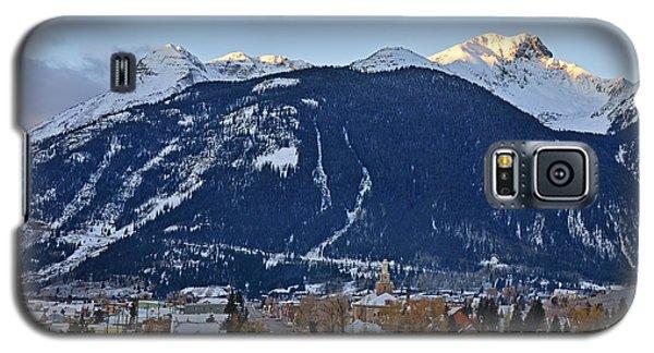 Silverton's Mountain Majesty Galaxy S5 Case