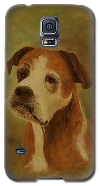 Simon The Boxer Galaxy S5 Case