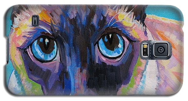 Simon The Siamese Galaxy S5 Case