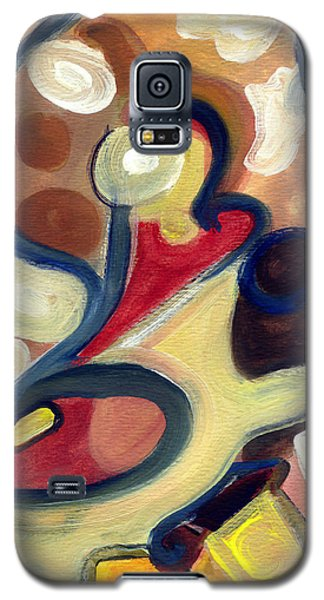 Simple Beauty Galaxy S5 Case