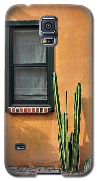 Galaxy S5 Case featuring the photograph Simple Design by Barbara Manis