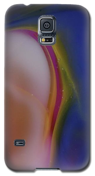 Simple Pink Galaxy S5 Case