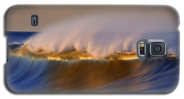 Simple Wave  Mg_4356 Galaxy S5 Case