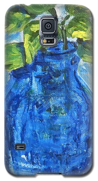 Simple Greens Galaxy S5 Case