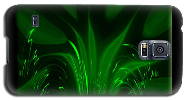 Galaxy S5 Case featuring the digital art Simplicity - Abstract Art By Giada Rossi by Giada Rossi