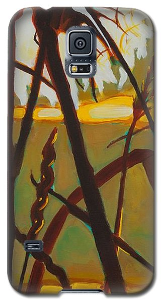 Simplicity Of Light Galaxy S5 Case by Janet McDonald