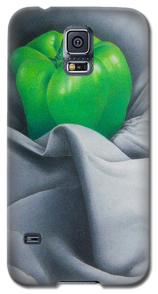 Simply Green Galaxy S5 Case