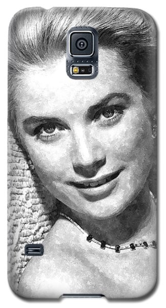 Simply Stunning Grace Kelly Galaxy S5 Case by Florian Rodarte