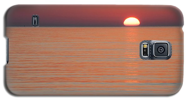 Simply Sunset Galaxy S5 Case