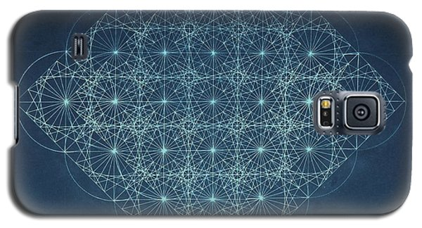 Sine Cosine And Tangent Waves Galaxy S5 Case by Jason Padgett