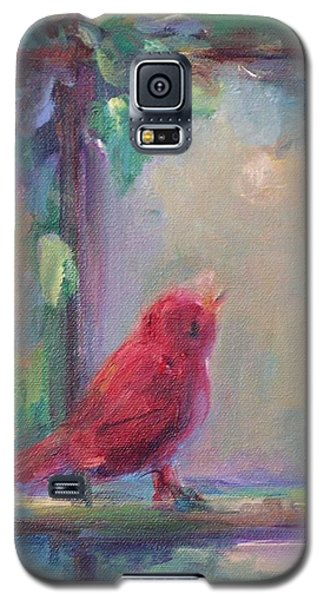 Sing Little Bird Galaxy S5 Case
