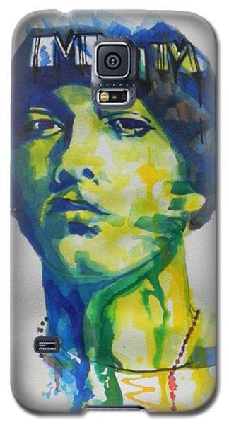 Rapper  Eminem Galaxy S5 Case