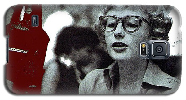 Singer Pianist Blossom Dearie  No Known Date Galaxy S5 Case
