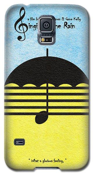 Singin' In The Rain Galaxy S5 Case