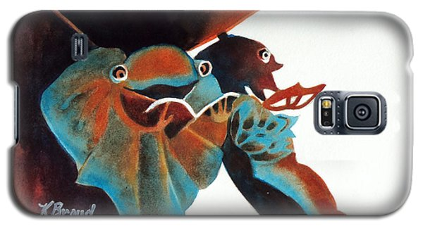 Singing Frog Duet 2 Galaxy S5 Case