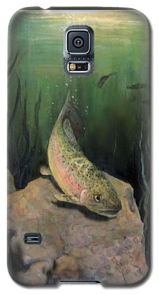 Single Trout Galaxy S5 Case