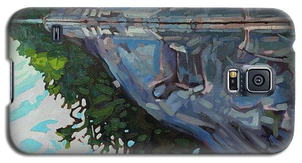 Singleton Marble Galaxy S5 Case