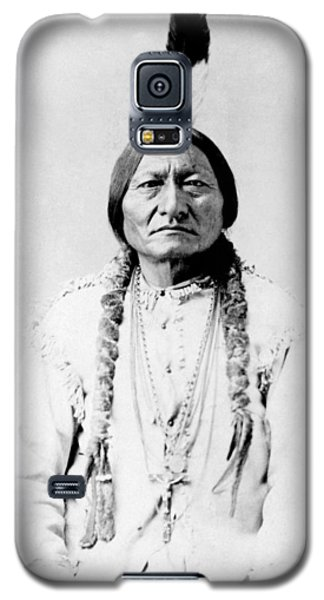 Sioux Chief Sitting Bull Galaxy S5 Case