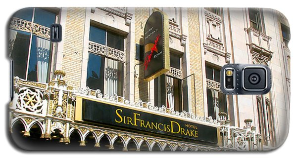 Sir Francis Drake Hotel Galaxy S5 Case by Connie Fox