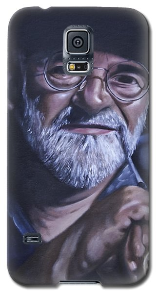 Sir Terry Pratchett Galaxy S5 Case