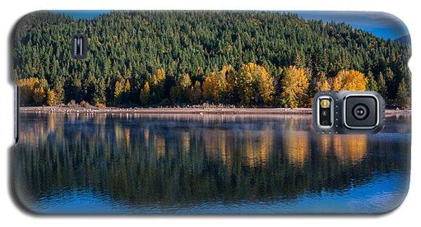 Siskiyou Lake Shoreline Galaxy S5 Case