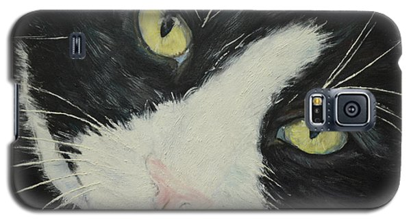 Sissi The Cat 1 Galaxy S5 Case