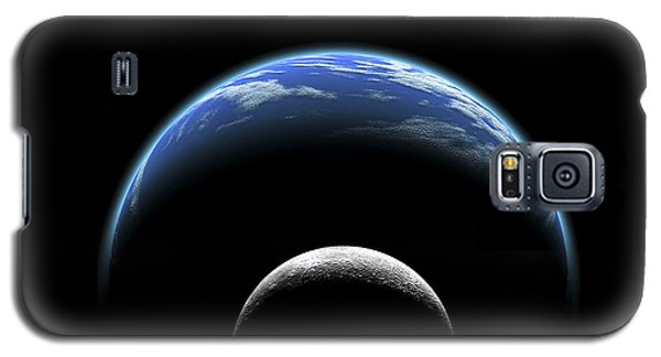 Sister Moon Galaxy S5 Case