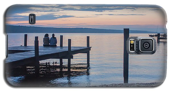 Sisters - Lakeside Living At Sunset Galaxy S5 Case