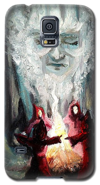 Sisters Of The Night Galaxy S5 Case