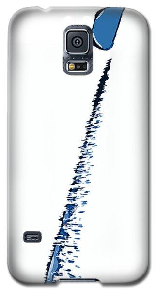 Galaxy S5 Case featuring the digital art Sisyphus by Ken Walker