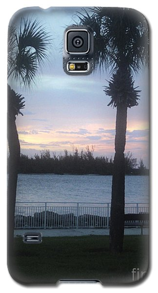 Galaxy S5 Case featuring the photograph Sit Here And Dream  by Megan Dirsa-DuBois