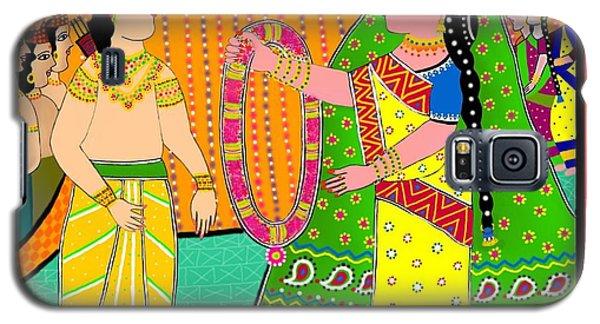 Sita's Wedding Galaxy S5 Case
