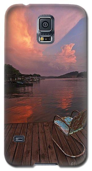 Sittin' On The Dock 2 Galaxy S5 Case