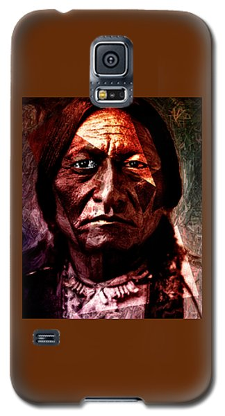Sitting Bull - Warrior - Medicine Man Galaxy S5 Case
