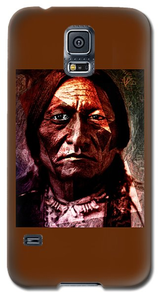 Sitting Bull - Warrior - Medicine Man Galaxy S5 Case