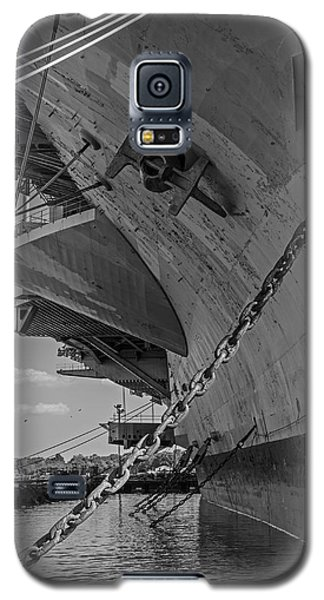 Sitting Silent Galaxy S5 Case