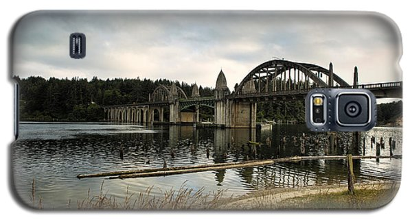 Siuslaw River Bridge Galaxy S5 Case