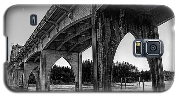 Siuslaw River Bridge Portrait Galaxy S5 Case