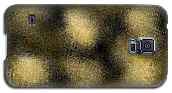 Galaxy S5 Case featuring the digital art Six by Constance Krejci
