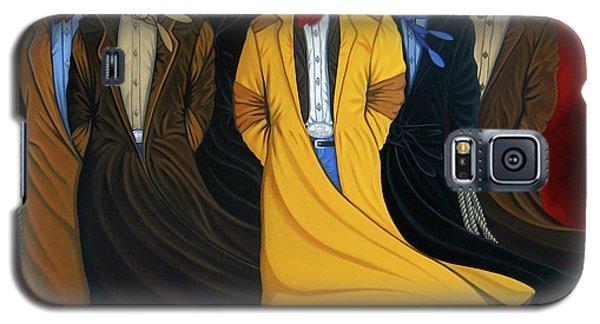 Six Pac Galaxy S5 Case by Lance Headlee